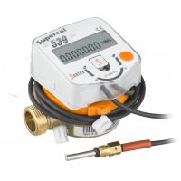 Компактний тахометричний лічильник тепла/холоду SUPERCAL 539