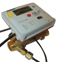 4-х тарифний ультразвуковий лічильник води ЛВ-4Т